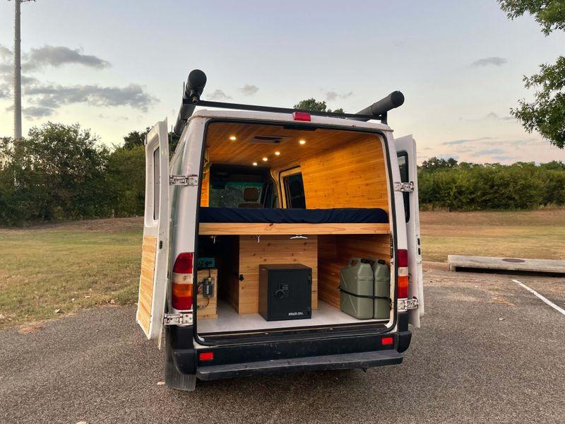 Picture 6/21 of a 2004 Dodge Sprinter 2500 Diesel Camper Van for sale in Austin, Texas