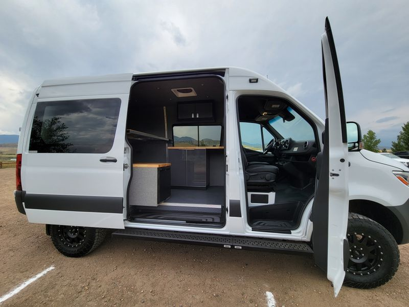 Picture 4/8 of a 2020 Mercedes Sprinter 4x4 Campervan for sale in Littleton, Colorado