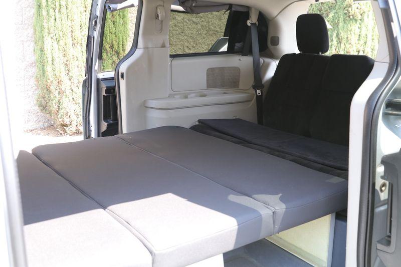 Picture 4/19 of a 2012 Dodge Caravan SXT Camper Van Converted Mini RV for sale in Martinez, California
