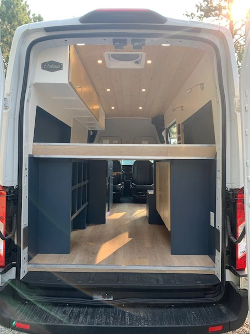 """Picture 4/9 of a 2021 Ford Transit 250 148"""" wheel base  for sale in Bend, Oregon"""