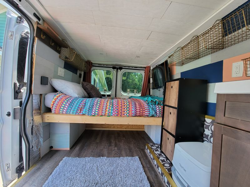 Picture 4/23 of a 2019 RAM Promaster Campervan (Charleston, SC) for sale in Charleston, South Carolina