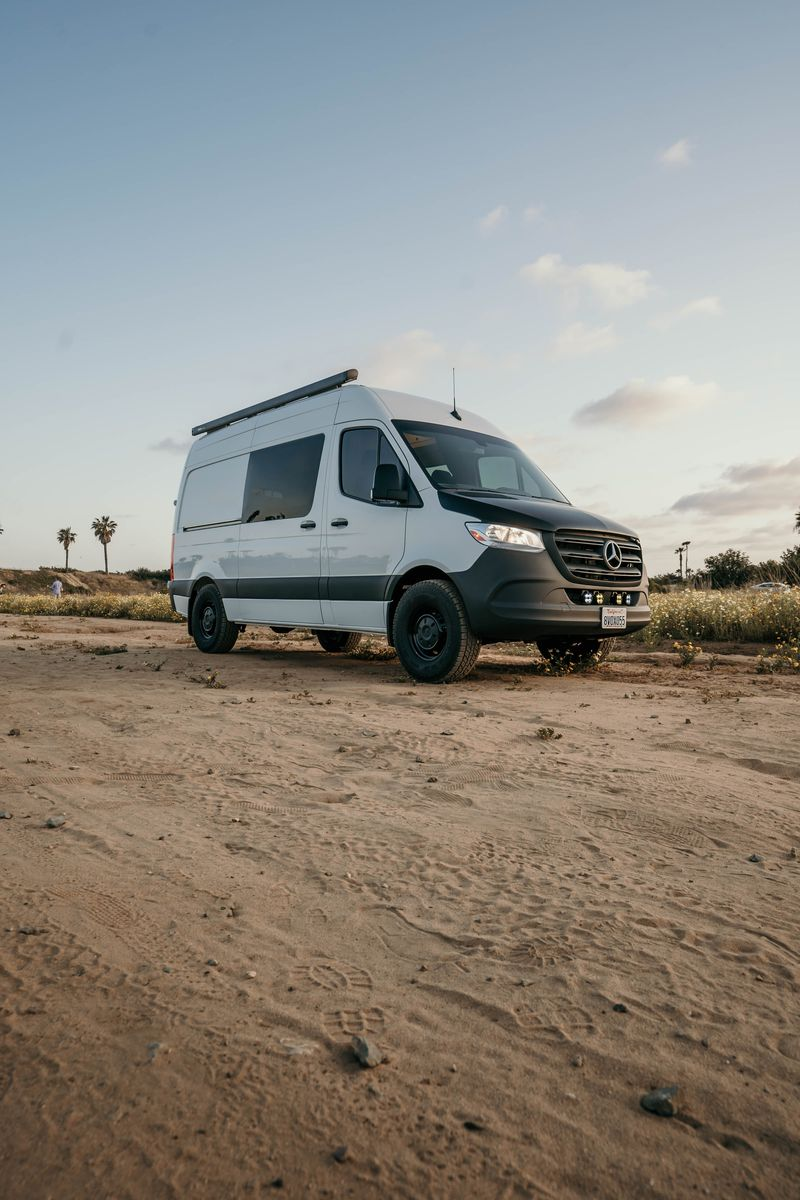 """Picture 1/20 of a BRAND NEW 2021 VanCraft 144"""" Sprinter Campervan for sale in Oceanside, California"""