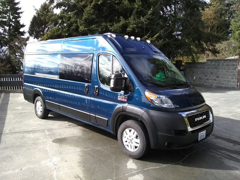 Picture 1/24 of a Custom Conversion-2020 Ram ProMaster 3500 Ext.  for sale in Boca Raton, Florida
