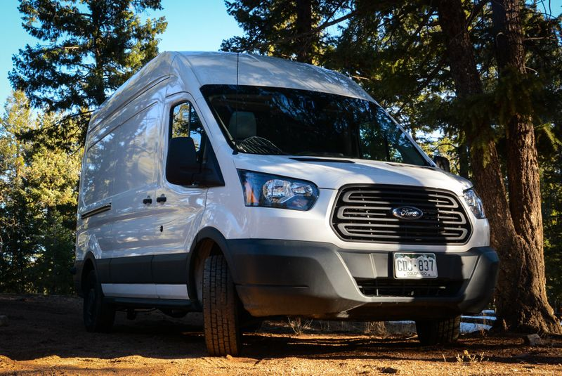 Picture 1/24 of a 2017 Ford Transit 250 High Roof for sale in Denver, Colorado