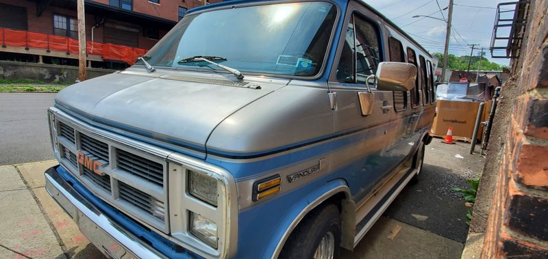 Picture 1/14 of a 1984 GMC 2500 Vandura for sale in Albany, New York