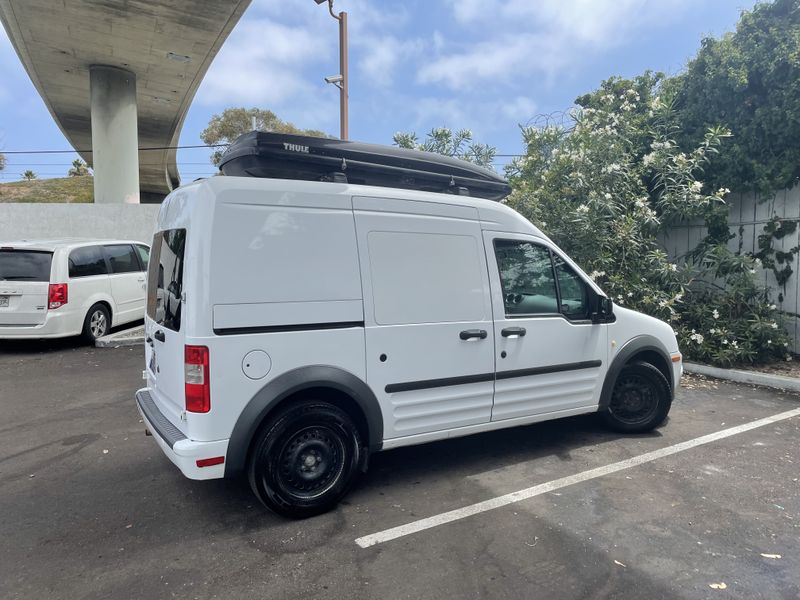 Picture 4/8 of a 2012 Ford Transit Connect Camper Van  for sale in San Diego, California