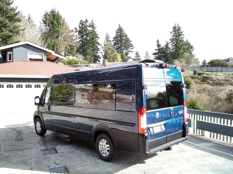 Picture 2/24 of a Custom Conversion-2020 Ram ProMaster 3500 Ext.  for sale in Boca Raton, Florida