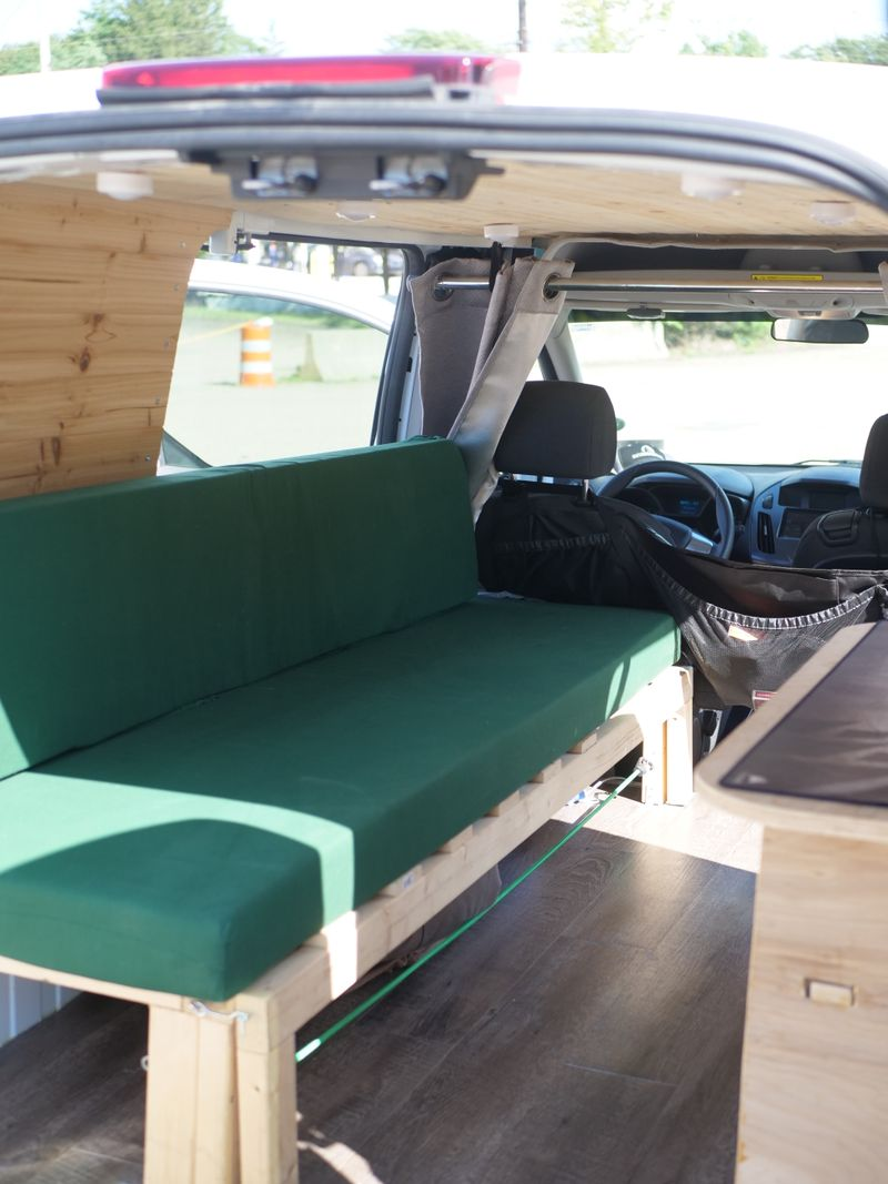 Picture 4/15 of a Ford Transit Connect LWB XL for sale in East Pittsburgh, Pennsylvania