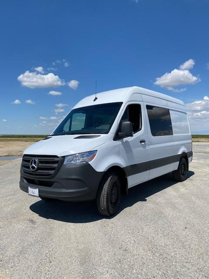 Picture 2/22 of a 2020  144 Sprinter - Master Upfitter conversion.  for sale in San Francisco, California