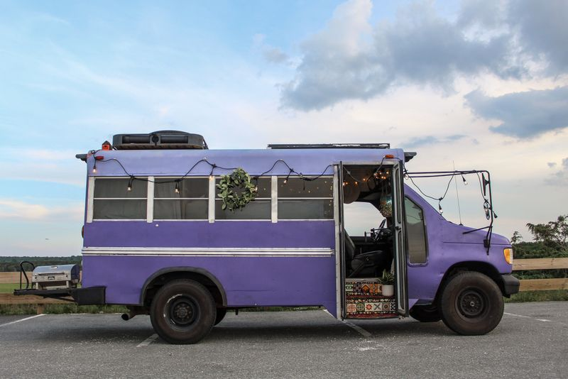 Picture 4/16 of a  Ready for the Road Skoolie  for sale in East Sandwich, Massachusetts