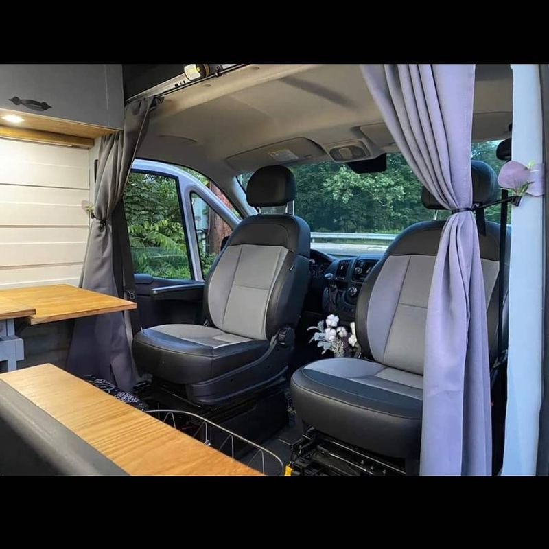 Picture 5/8 of a Beautiful new conversion! 2019 Promaster.  for sale in Slatington, Pennsylvania