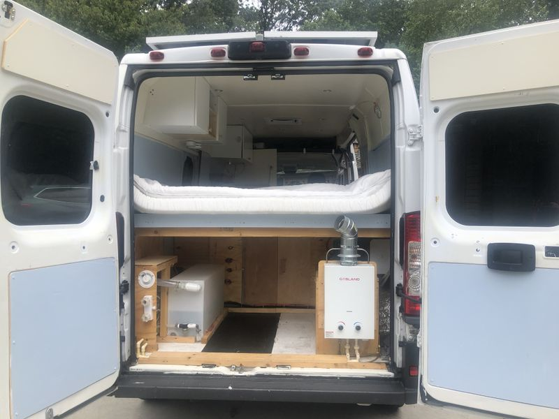 """Picture 3/16 of a 2018 RAM PROMASTER 2500 159"""" HIGH ROOF for sale in Bergenfield, New Jersey"""