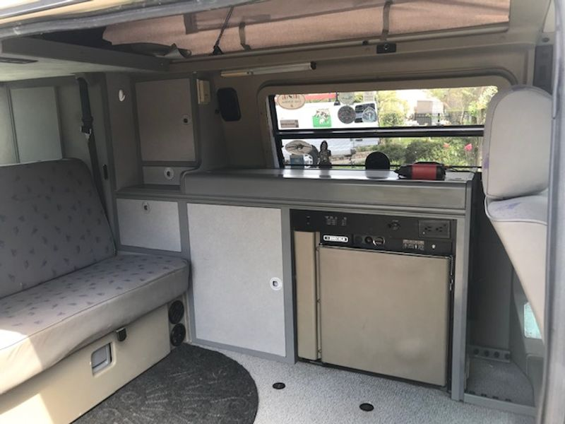 Picture 4/12 of a 1997 VW Eurovan full camper for sale in Palm Coast, Florida