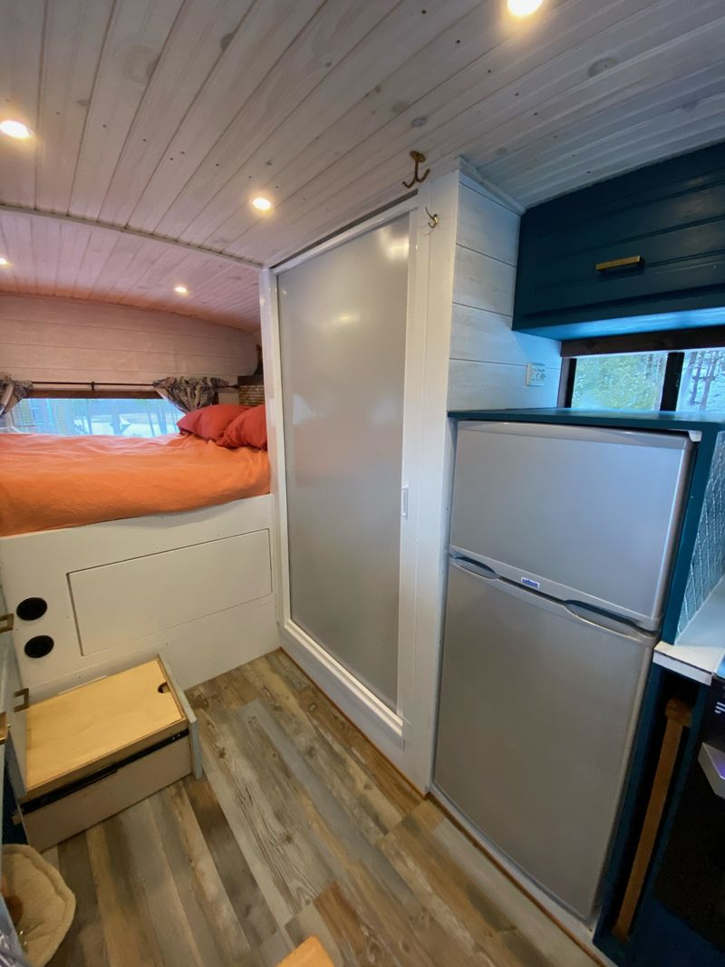 Picture 2/7 of a New Build 2012 Chevy Diesel Off-Grid Tiny Home OBO for sale in Boulder, Colorado
