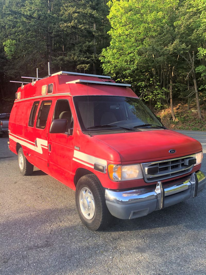 Picture 2/17 of a 1998 7.3 Diesel Ford E350 NEW PRO CONVERSION  for sale in Bellingham, Washington