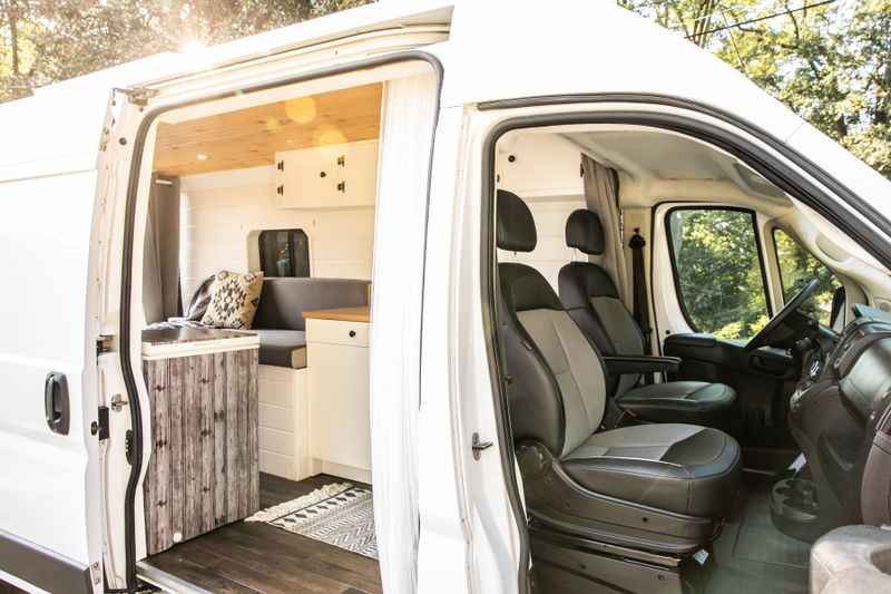 Picture 3/13 of a 2017 Ram Promaster 2500 High-Roof Converted Van  for sale in Chattanooga, Tennessee