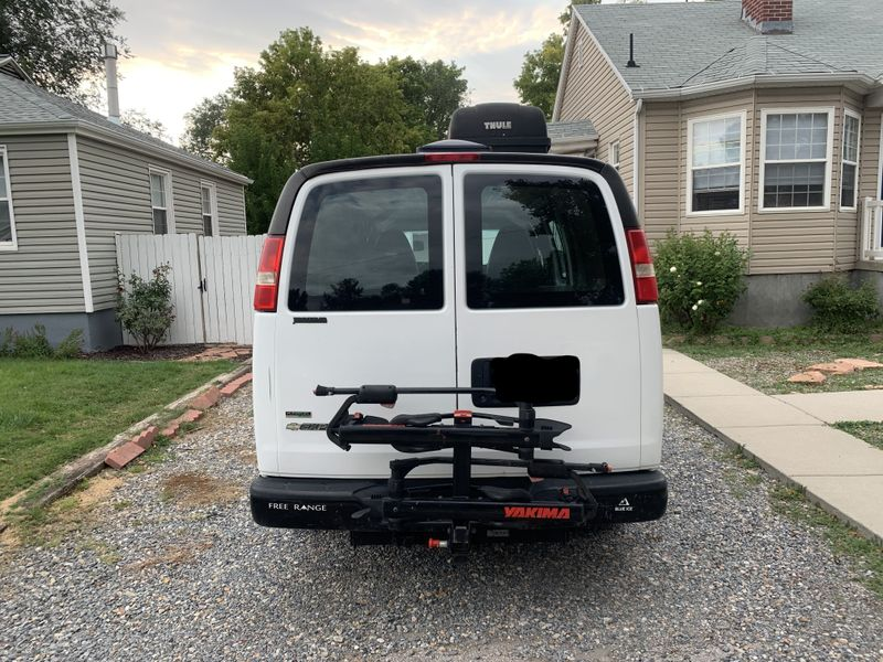 Picture 3/10 of a 2010 Chevy Express AWD (New Engine and Trans) for sale in Salt Lake City, Utah