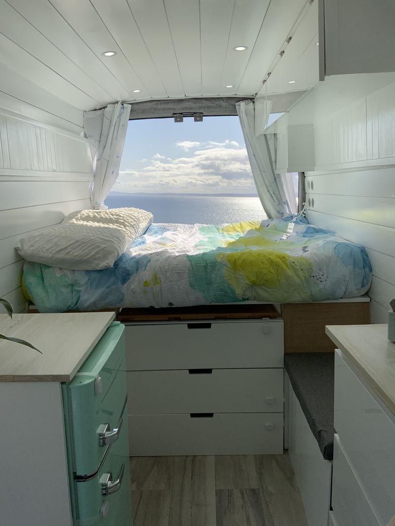 Picture 2/7 of a 2017 Ford Transit High Roof Passenger Camper Van for sale in Burlington, Washington