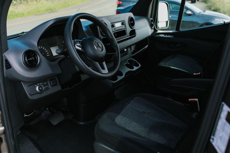 Picture 6/38 of a 2019 Mercedes Benz Sprinter Custom Campervan for sale in Portland, Oregon