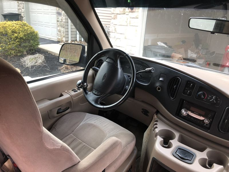 Picture 4/21 of a 2002 Converted Ford Econoline Van for Sale for sale in State College, Pennsylvania