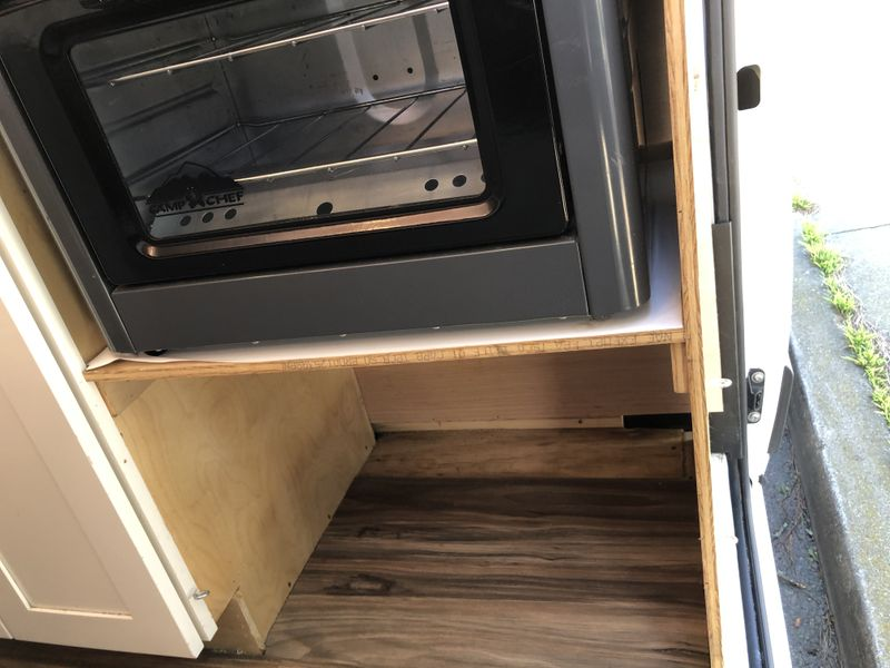 Picture 3/33 of a 2018 Dodge Ram Pro-master 1500- Offgrid High Roof for sale in San Francisco, California