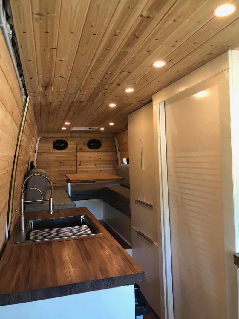 Picture 1/20 of a 2012 Full Sprinter Van Conversion for sale in Austin, Texas