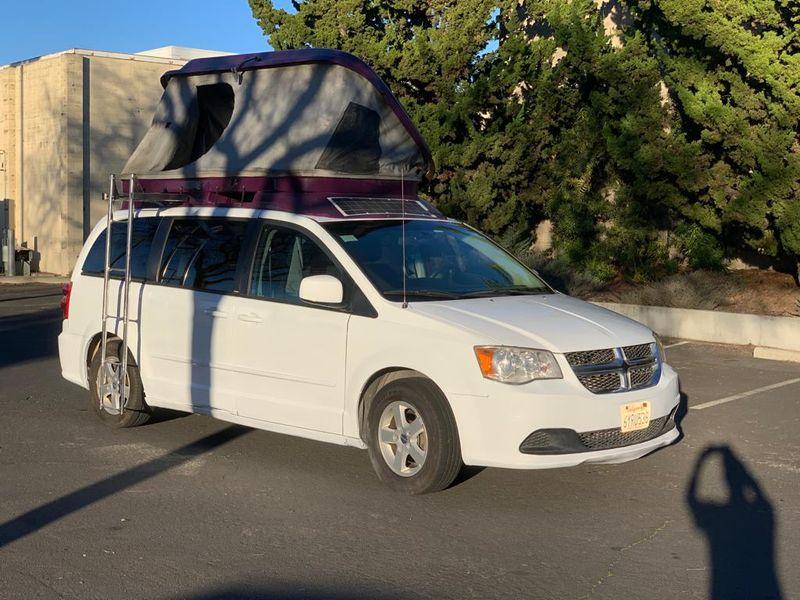 Picture 1/19 of a 2012 Dodge Caravan SXT Camper Van Converted Mini RV for sale in Martinez, California