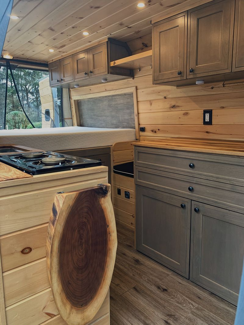 Picture 1/12 of a Beautifully Converted 2018 Ram Promaster 2500  for sale in Morristown, New Jersey