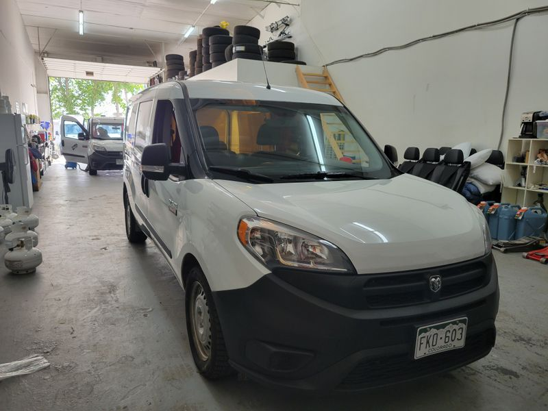 Picture 6/8 of a 2017 Ram Promaster City Campervan for sale in Littleton, Colorado