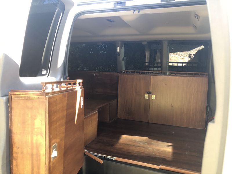 Picture 5/16 of a 2017 Chevy Express 3500 Conversion Camper Van for sale in Santa Barbara, California