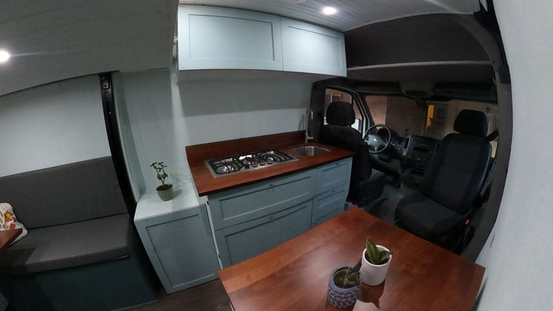 Picture 4/10 of a Sprinter Van with Bed Lift and Mercedes WARRANTY! for sale in Moab, Utah
