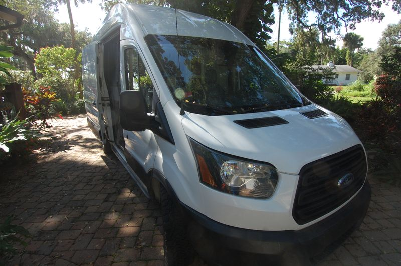 Picture 4/24 of a Custom Off-the-grid Camper - 2019 Ford Transit 250 for sale in Ormond Beach, Florida