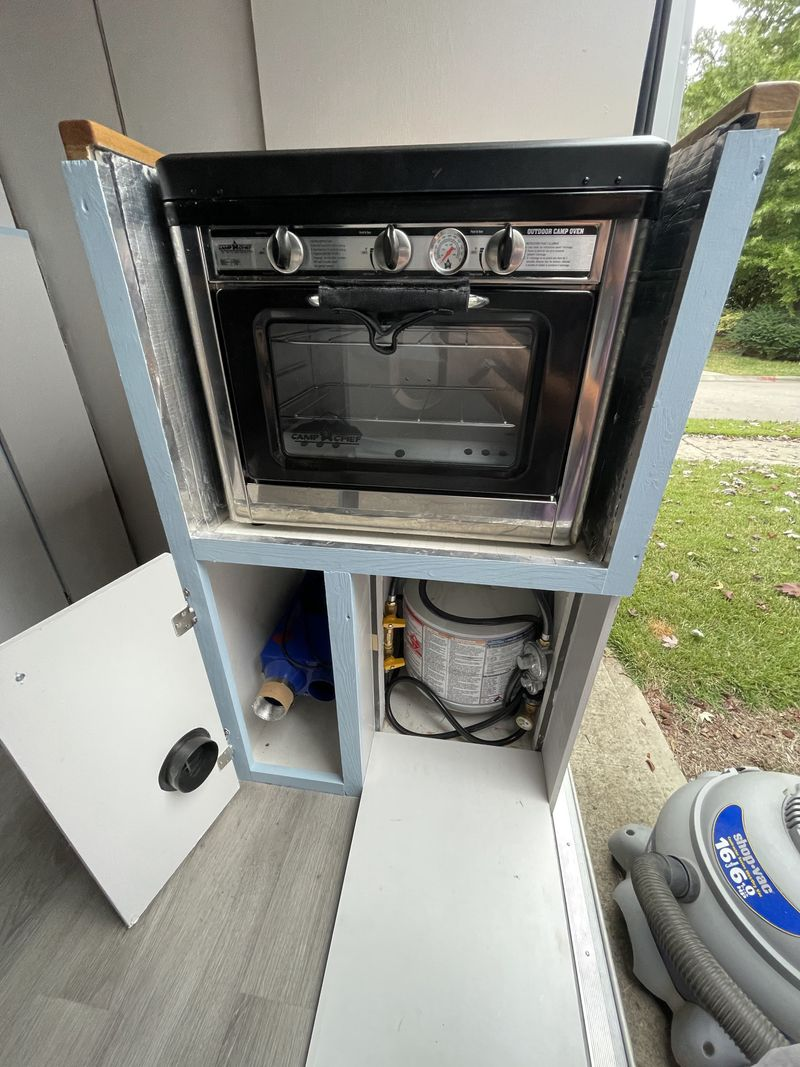 Picture 5/16 of a DIY Promaster Conversion for sale in Durham, North Carolina
