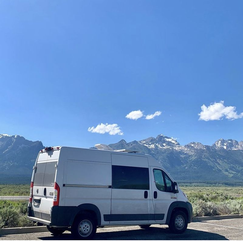 Picture 1/19 of a 2018 Promaster Campervan For Sale! for sale in Bend, Oregon