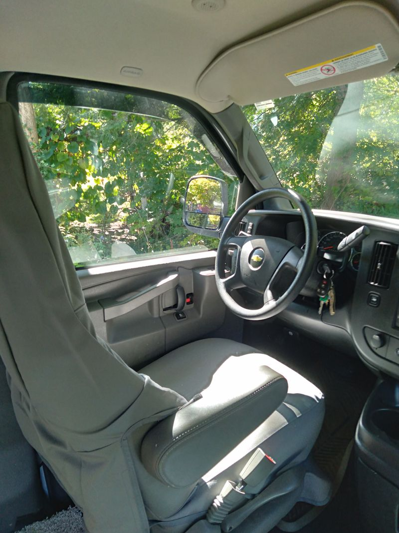 Picture 6/14 of a 2019 Chevy Express Van - Conversion Started for sale in Leeds, Massachusetts