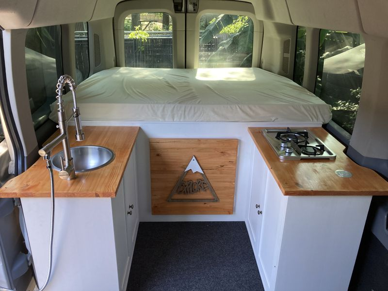 Picture 2/11 of a 2015-2021 Ford Transit modular camper van build for sale in Pearland, Texas