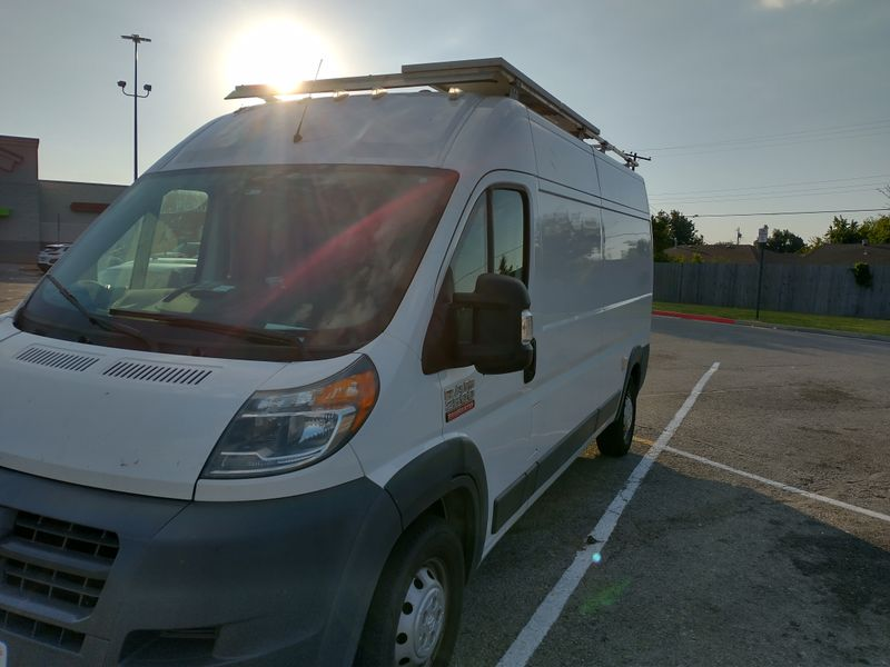 Picture 1/9 of a 2016 High Roof Promaster Conversation for sale in Oklahoma City, Oklahoma
