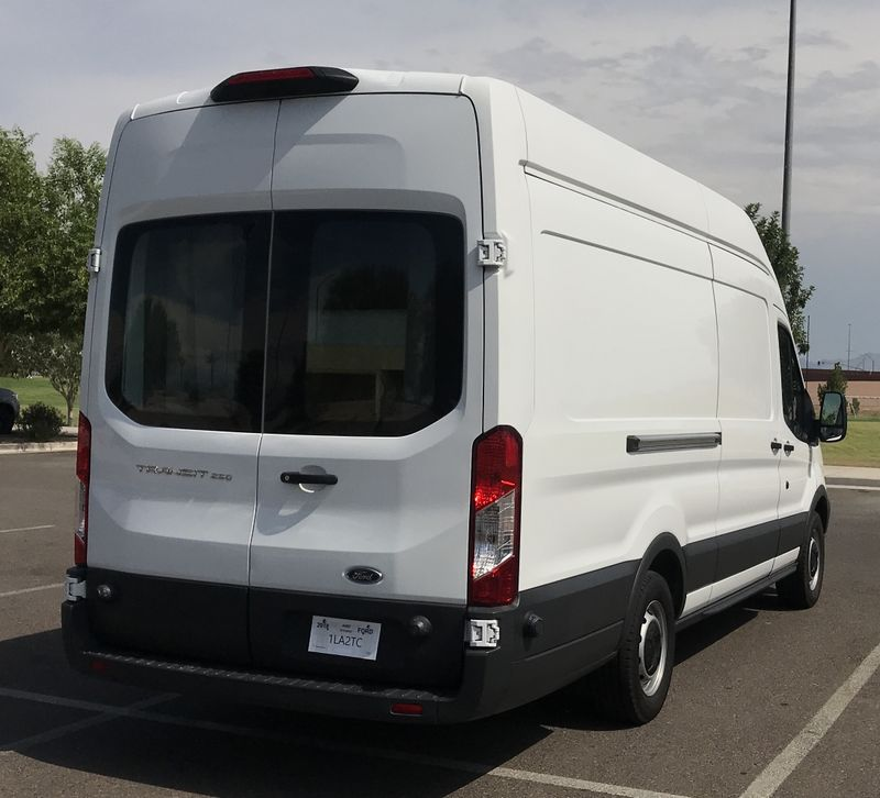 Picture 3/22 of a 2018 Ford Transit 250 High Roof Extended  for sale in Tonopah, Arizona