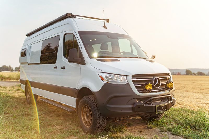 Picture 2/34 of a 2020 Mercedes-Benz 170 4x4 Sprinter Conversion for sale in Woodland, Washington