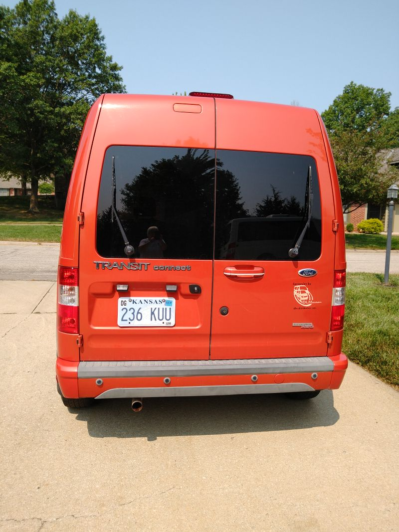 Picture 4/17 of a Ford Transit Connect Premium XLT Camper for sale in Lawrence, Kansas