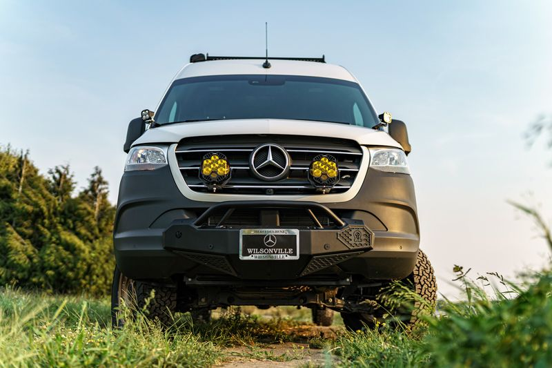 Picture 3/34 of a 2020 Mercedes-Benz 170 4x4 Sprinter Conversion for sale in Woodland, Washington
