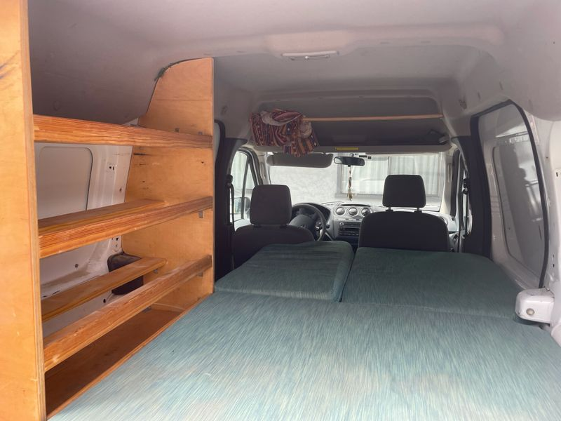 Picture 2/8 of a 2012 Ford Transit Connect Camper Van  for sale in San Diego, California