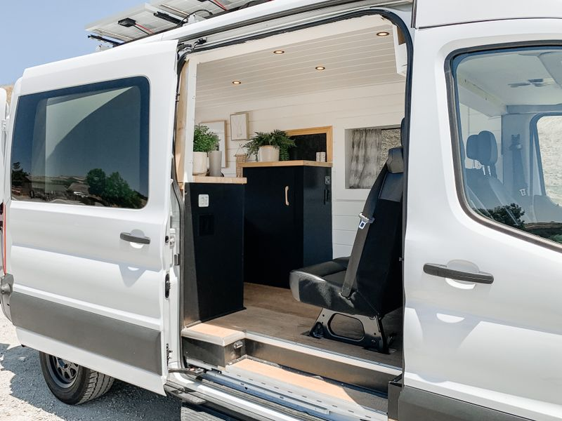 Picture 2/32 of a 2020 Ford Transit (customization & delivery) for sale in Dublin, California