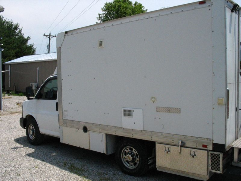 Picture 6/9 of a 2014 Chevy Express 3500 SRW converted to RV for sale in Harrodsburg, Kentucky