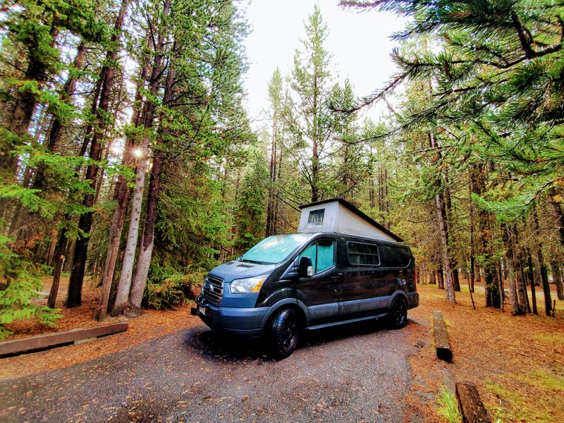 Picture 6/23 of a 2015 Ford Transit Camper for sale in Huntington Beach, California
