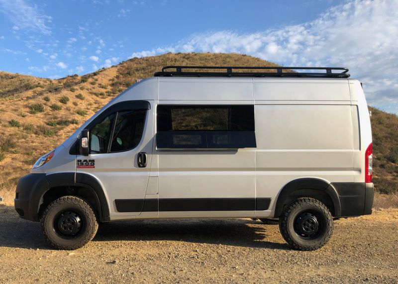 Picture 1/16 of a 2021 Promaster  for sale in Agoura Hills, California