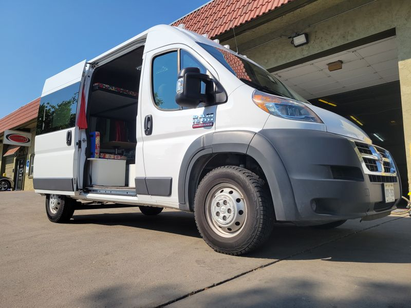 Picture 1/13 of a 2018 RAM Promaster High Roof 1500 Campervan for sale in Littleton, Colorado