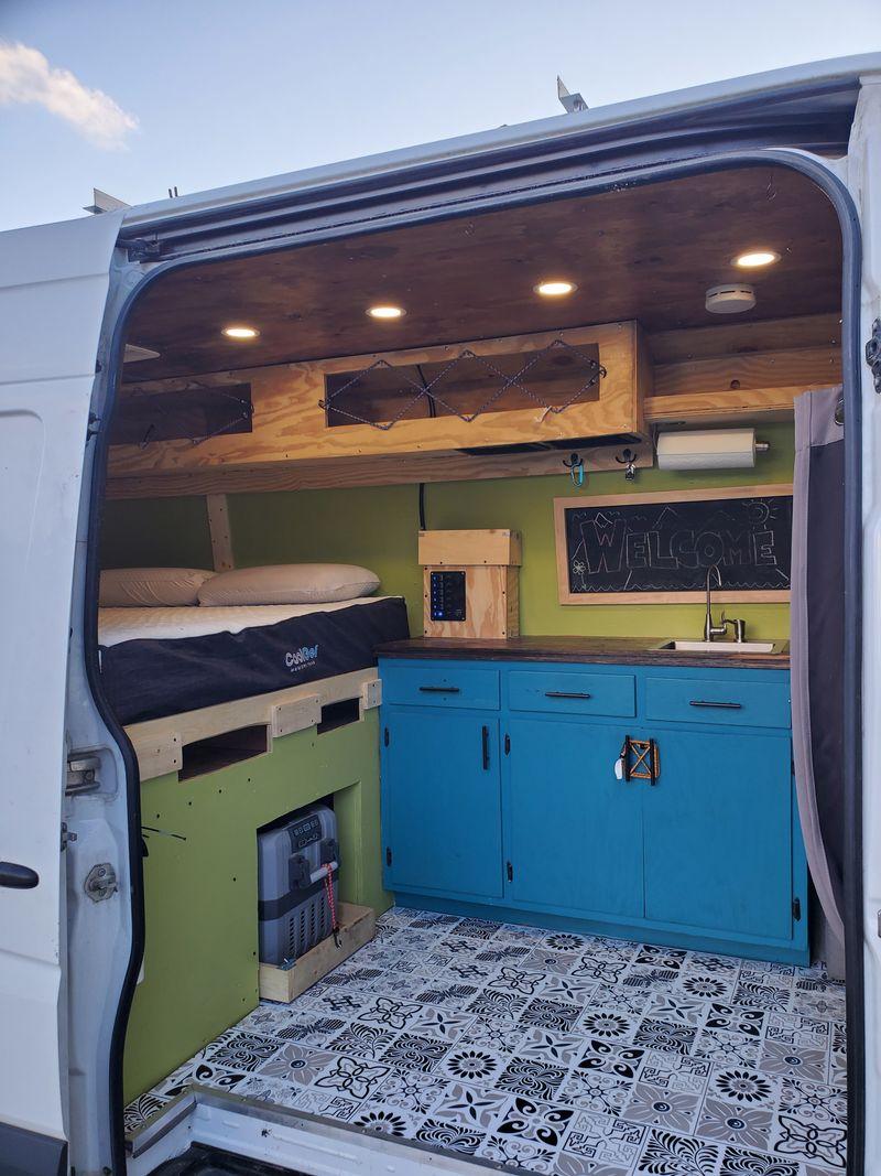 Picture 4/8 of a 2013 Freightliner Sprinter Campervan for sale in Garden City, Idaho