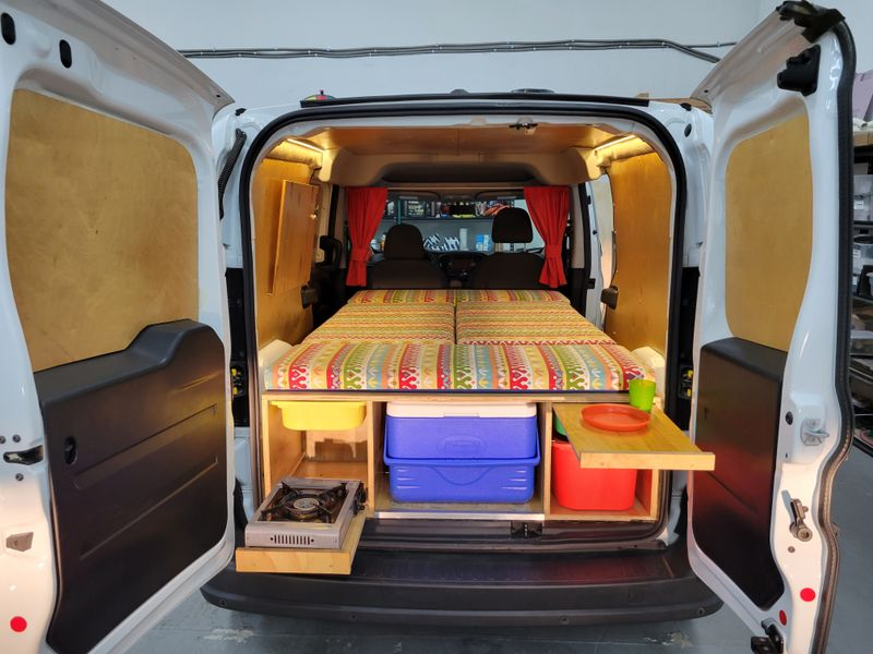 Picture 6/14 of a 2017 Ram Promaster City for sale in Littleton, Colorado