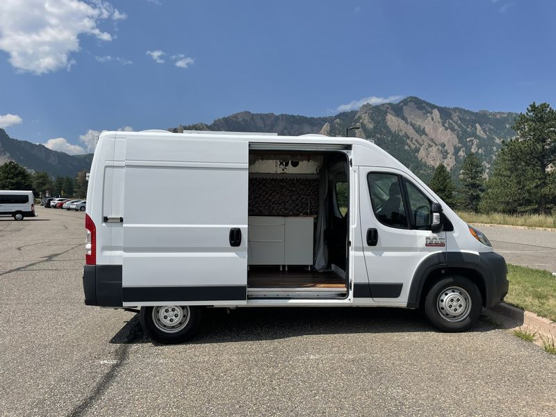 """Picture 1/30 of a 2018 Ram Promaster 1500 WB 136"""" Hi-top for sale in Denver, Colorado"""